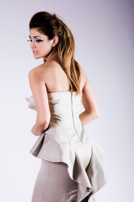 medusa-dress-model-back