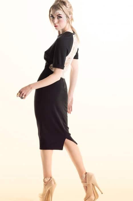 wild-rover-midi-dress-black-model